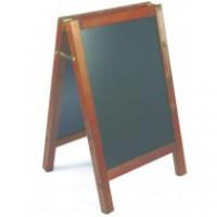Wooden Chalkboards A Frame